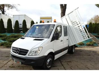 MERCEDES-BENZ SPRINTER 516 CDI DOKA 3 old. billencs - tipper van