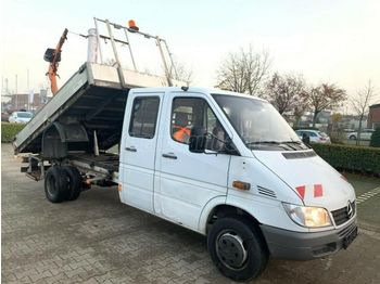 Tipper van MERCEDES-BENZ SPRINTER 616 cdi