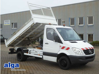 Tipper van Mercedes-Benz 513 CDI Sprinter, 3.500mm lang, EEV, Blatt, AHK: picture 1