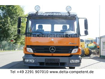 Mercedes-Benz 972.02 822K  - tipper van