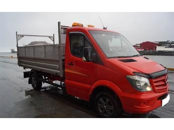 Mercedes-Benz Sprinter  - tipper van