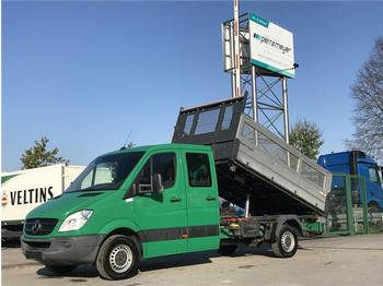 Tipper van Mercedes-Benz Sprinter 316 CDI Doka Kipper