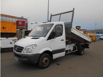 Tipper van Mercedes Sprinter 511 CDI