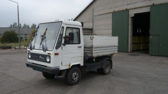 huge sale good looking new appearance Tipper van Multicar M 26 Champion 4x4 Allrad 3-Seitenkipper - Truck1 ID:  1487900