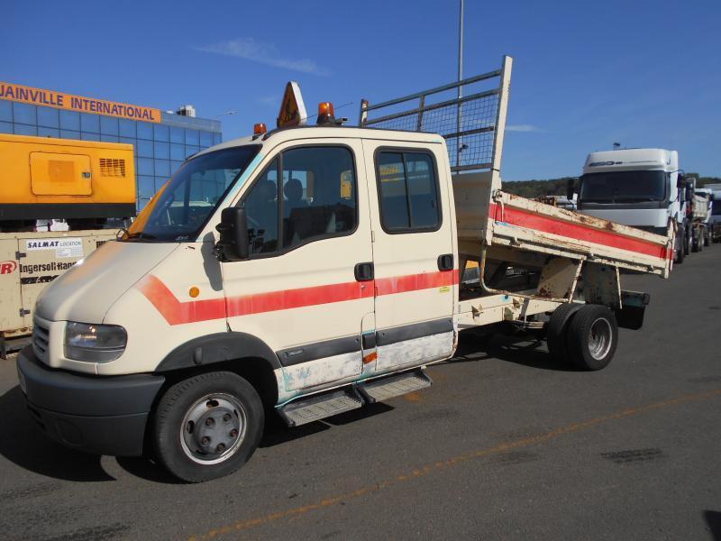 tipper van Renault Mascott