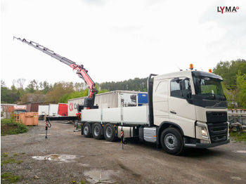 Бортова вантажівка Volvo SOFORT! -NOW AVAILABLE ! FH540-FASSI F365A2.28