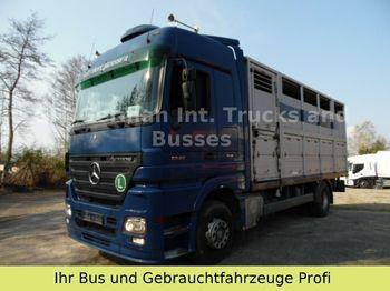 Для перевезення худоби вантажівка Mercedes-Benz 1846 Menke 2 Stock Euro 5, 1841,1844,