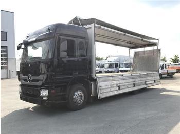 Mercedes-Benz - Actros 2541 L - для перевезення напоїв вантажівка
