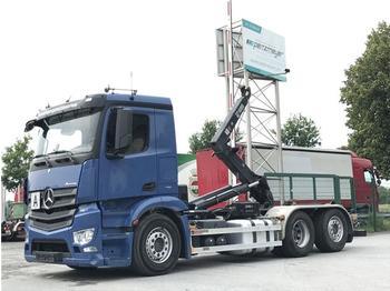 Mercedes-Benz - Antos 2558 LL - гаковий мультиліфт вантажівка