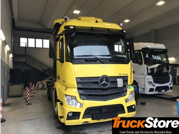 Mercedes-Benz Actros ACTROS 2545 L - контейнеровоз/ змінний кузов вантажівка