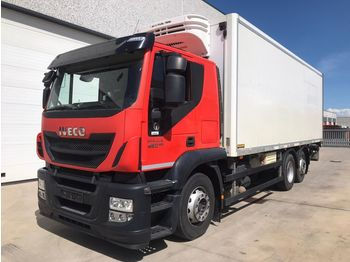 Рефрижератор вантажівка IVECO STRALIS AS260S46