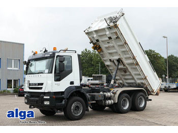 Iveco AD260T45 6x4, Euro 5, EEV, Meiller  - самоскид вантажівка