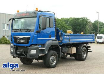 MAN 18.440 TGS BL 4x4, Allrad, Euro 6,Intarder,Klima  - самоскид вантажівка