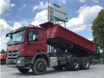 Mercedes-Benz - Actros 2641 K 6x4 - самоскид вантажівка