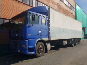 Вантажівка з закритим кузовом DAF 95XF 430 (PIEZAS / DESGUACE)