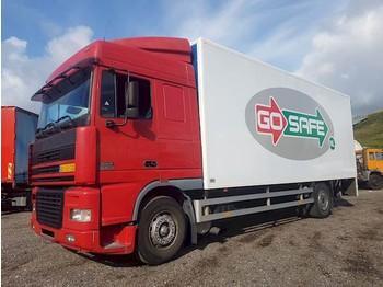 Вантажівка з закритим кузовом DAF 95 XF 380: фото 1