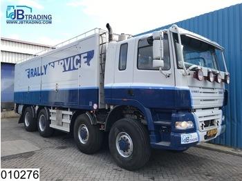 Ginaf M 4446 TS 8x8, EURO 2, Manual, Dakar assistance truck - вантажівка з закритим кузовом