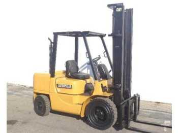 Haarukkatrukki CAT Lift Trucks DP 35 K