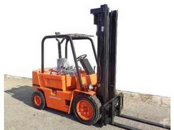 Haarukkatrukki CAT Lift Trucks V 50 D: kuva haarukkatrukki CAT Lift Trucks V 50 D