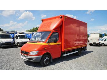 Mercedes-Benz Sprinter 416CDI KOFFER 4,3m / LBW/ bis 3,5t  - varebil med kasse