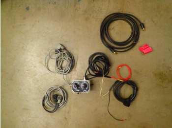 Demag / Dynapac Not Steuerstand - elektrilised tarvikud