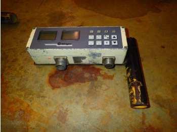 Wirtgen Regler - elektrilised tarvikud