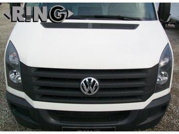 Volkswagen Crafter - kabiini/ korpuse osad