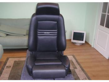 Volkswagen Recaro Fotel - kabiini/ korpuse osad