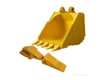 Komatsu Ground Engaging Tools - varuosa