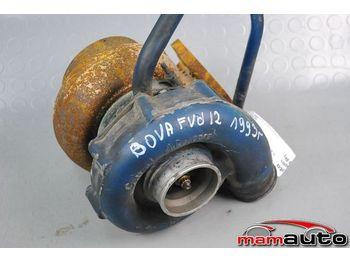 BOVA Turbocharge - kütuse käitlemine/ kütuse sissevõtmine