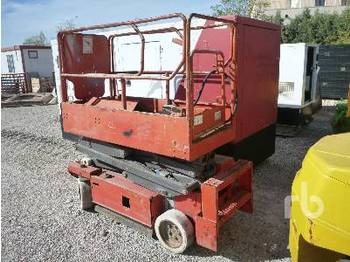 Manitou 78XE Electric Scissorlift (Parts Only) - varuosa