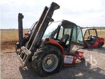 Manitou M26-4 Rough Terrain Forklift (Parts Only) - varuosa