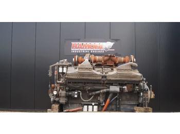 Cummins QSK60 CPL2855  - mootor