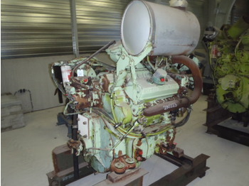 DETROIT DIESEL 6V71 (TEREX 72.51BA) - mootor
