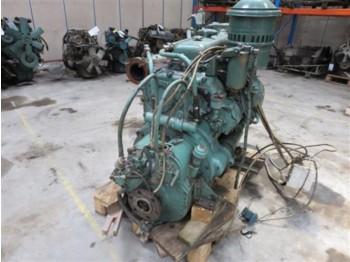 Detroit Diesel Motoren + versnellingsbakken - mootor