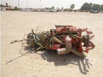 Detroit  - mootor/ mootori varuosad