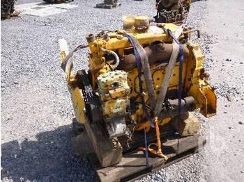 Detroit Diesel 4 Cyl - mootor/ mootori varuosad