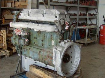 Engine PER PERLINI 131 DETROIT DIESEL GM60 DETROIT  - mootor/ mootori varuosad