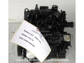 Perkins 103.1 - mootor/ mootori varuosad