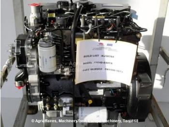 Perkins 1104D-A44TA - mootor/ mootori varuosad