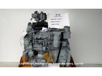 Perkins 120HP - mootor/ mootori varuosad