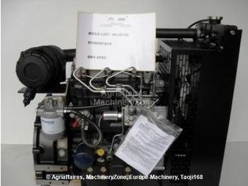 Perkins 404D-11 - mootor/ mootori varuosad