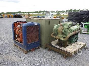 Quantity Of 2 Detroit Diesel - mootor/ mootori varuosad