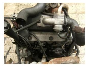 VW T4 2,5 TDI ACV - mootor