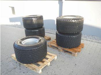 Continental 505/50 R 17 Komplett - rattad/ rehvid