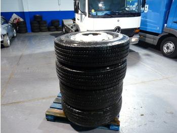 Continental Reifen Für LKW - Gebraucht - rattad/ rehvid