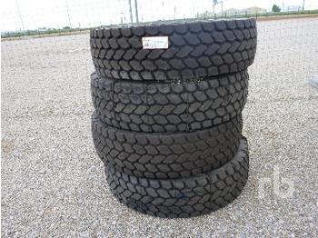Michelin 14.00X24 Qty Of - rattad/ rehvid