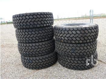Michelin 445/80X25 Qty Of - rattad/ rehvid