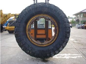 Michelin XKD1 24.00R49 ** with rim - rattad/ rehvid