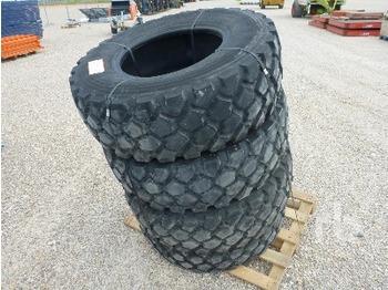 Michelin XZL 335/80X20 Qty Of 4 - rattad/ rehvid